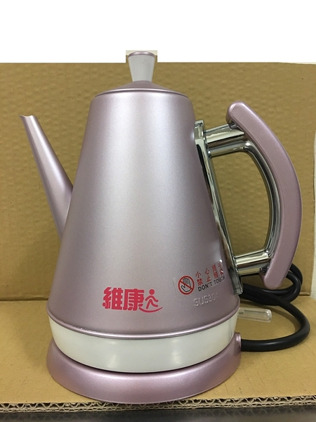 ^聖家^維康1.5L不鏽鋼304電茶壺 WK-1500【全館刷卡分期+免運費】