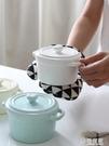 瓷引力陶瓷蒸蛋羹碗帶蓋環保耐高溫寶寶輔食碗燉蛋碗甜品燕窩燉盅   極有家