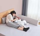 嬰兒防摔床圍欄防螨兒童床圍寶寶防掉床邊護欄免安裝床欄軟包擋板 小山好物