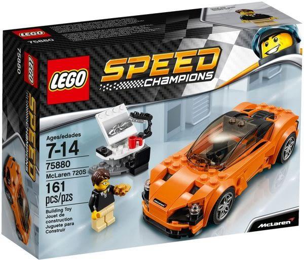 樂高LEGO SPEED McLaren 720S 麥拉倫720S 75880 TOYeGO 玩具e哥