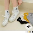 《ZB1195》韓國製眼睛造型襪/長襪 OrangeBear