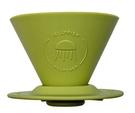 金時代書香咖啡 Jellyfish 水母濾杯 水草綠 Jellyfish-105-TG