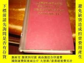 二手書博民逛書店LIMIT-STATE罕見DESIGN OF PRESTRESS