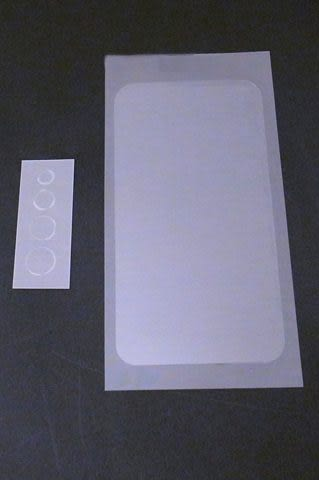 手機螢幕保護貼 HTC Desire VC(T328d) 亮面