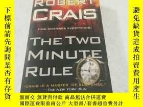 二手書博民逛書店The罕見Two Minute Rule【英文原版】Y6856