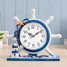 鬧鐘 鐘表臥室客廳學生可愛座鐘擺件創意床頭歐式家用現代簡約石英時鐘 全館免運