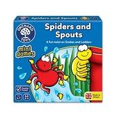 【英國 Orchard Toys】OT-360 兒童桌遊-邏輯策略 探險小蜘蛛