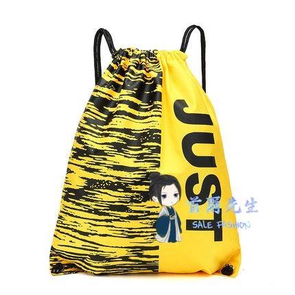 籃球包 束口袋抽繩雙肩包防水運動背包學生籃球包大容量輕便旅行包鞋包