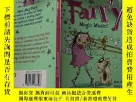 二手書博民逛書店airy罕見fairy magic music:精靈輕快的魔法音樂Y200392