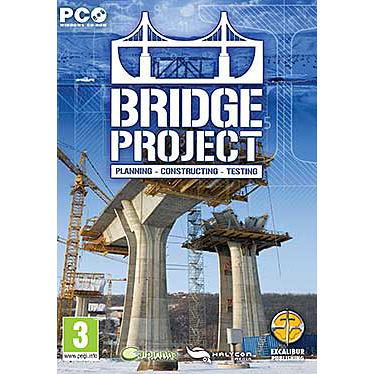 【軟體採Go網】★新品現貨供應★PCGAME-模擬造橋 The Bridge Project 盒裝完整版