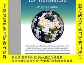 二手書博民逛書店A罕見Practical Guide For Translators (topics In Translation