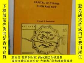 二手書博民逛書店NICOSIA罕見CAPITAL OF CYPRUS THEN AND NOWY24040 kevork k.