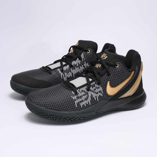 new product 73a7f 14f32 NIKE KYRIE 5 Flytrap II EP 黑金勾籃球鞋男(布魯克林) 2019