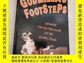 二手書博民逛書店In罕見Godzilla s Footsteps: Japanese Pop Culture Icons on t