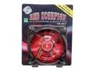 【鼎立資訊】~歲末大出清~EverCool RSF-14 Red Scorpion Silent Fan 14cm 原價350原下殺250元