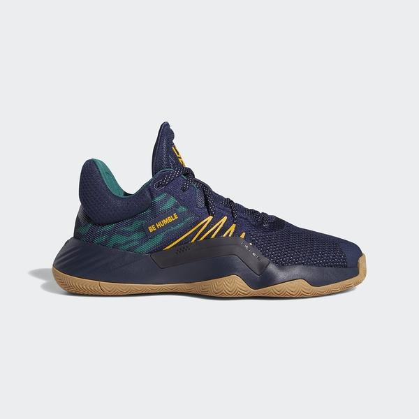 Adidas D.O.N. Issue男款深藍色籃球鞋-NO.FV5596