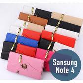 SAMSUNG 三星 Note 4 拉鍊錢包海盜船皮套 插卡 側翻 手包 手機套 手機殼 保護套 配件