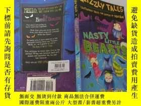 二手書博民逛書店Nasty罕見Little Beasts:討厭的小動物Y200392