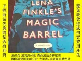 二手書博民逛書店Lena罕見Finkle s Magic Barrel: A G