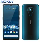 Nokia 5.3 6.55吋四主鏡頭智慧型手機(6G/64G)-藍【愛買】