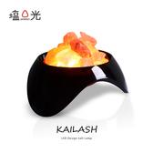 鹽燈 桌燈  KAILASH 設計招財納福聚寶盆 桌燈 【DD House】