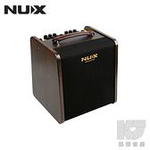 【凱傑樂器】Nux Stageman II AC 80 木吉他 雙軌 音箱 藍芽 充電式 最新版