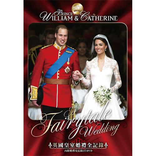 英國皇室婚禮全記錄 DVD 英國王子威廉 凱特 黛安娜王妃 白金漢宮 西敏寺教堂 (購潮8)