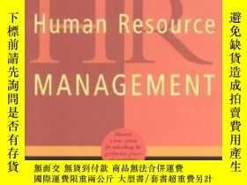 二手書博民逛書店Competency-based罕見Human Resource ManagementY364682 Davi