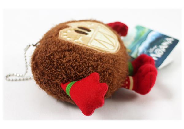 【卡漫城】 可可怪 玩偶 絨毛 ㊣版 Moana 海洋奇緣 禮物 掛飾 娃娃 布偶 吊飾 椰子 海盜 莫娜 coco怪