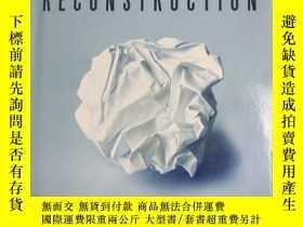 二手書博民逛書店ATTITUDE罕見RECONSTRUCTION 態度重建 打造美好生活的藍圖 精裝英文版Y259256 Ju
