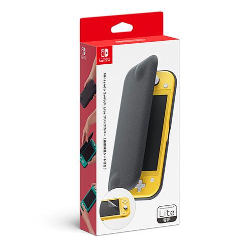 Nintendo Switch Lite主機專用掀蓋式保護殼【愛買】