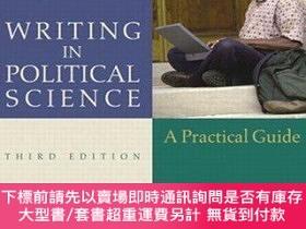 二手書博民逛書店Writing罕見In Political ScienceY255174 Schmidt, Diane E.