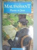 【書寶二手書T3/原文小說_IAB】Pierre Et Jean (Classiques Francais) (Fren