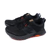 NEW BALANCE FRESH FOAM 運動鞋 跑鞋 黑色 黃金大底 男鞋 寬楦 MTHIERK6-2E no887