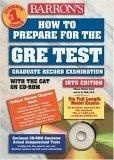 二手書博民逛書店《How to Prepare for the GRE Test