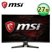【MSI 微星】 Optix MAG27CQ 27吋 曲面電競螢幕