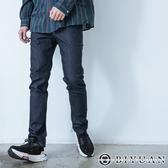 【OBIYUAN】原色牛仔褲 韓板 單寧休閒褲 長褲 共2色【HK5001】