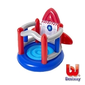 【南紡購物中心】Bestway。 超大太空火箭跳跳床 52286