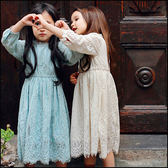 5天出貨★童裝 女童洋裝連身裙★ifairies【49464】★ifairies【49464】