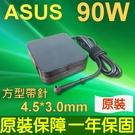 ASUS 90W 方型帶針 變壓器 PA...