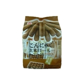 北田蒟蒻糙米捲-巧克力口味160g【愛買】