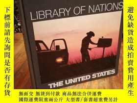 二手書博民逛書店LIBRARY罕見OF NATIONS THE UNITED S