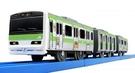 日本PLARAIL SC-05 山手線拉拉熊列車_TP61587(不含軌道) 鐵道王國 公司貨