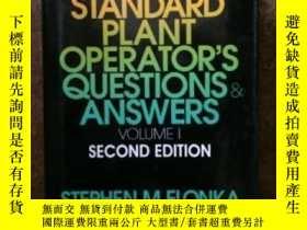 二手書博民逛書店Standard罕見Plant Operator s Questions And Answers Vol. 1