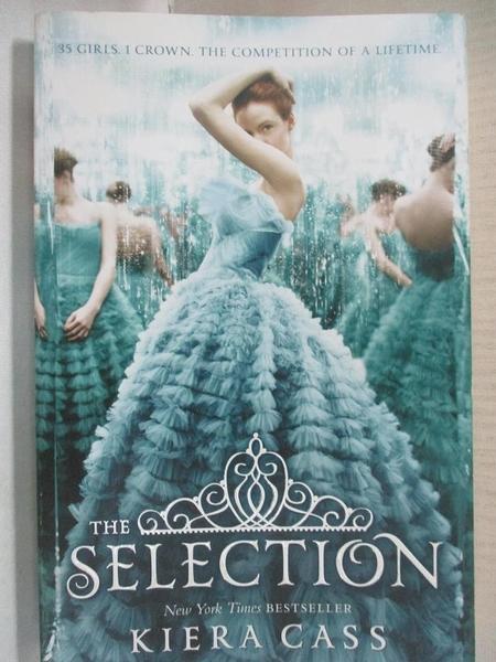 【書寶二手書T9/原文小說_DAH】The Selection_Cass, Kiera