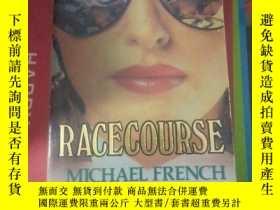 二手書博民逛書店跑馬場罕見Racecourse 英文原版Y15389 Micha