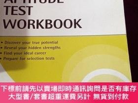 二手書博民逛書店The罕見Aptitude Test Workbook(英文原版)Y271942 Jim Barrett Ko