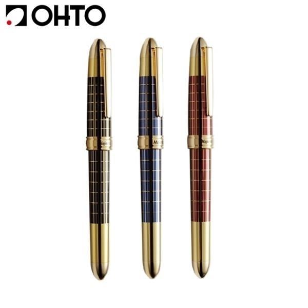 【南紡購物中心】日本OHTO復古鋼筆FF-20MJ鋼筆Majestic萬年筆德國SCHMIDT筆尖德國施密特筆尖鋼筆