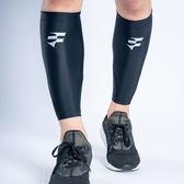 進階壓力小腿套-黑--clubFIT