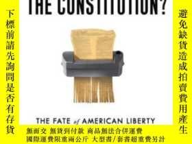 二手書博民逛書店Who罕見Killed The Constitution?Y256260 Thomas E. Woods Cr